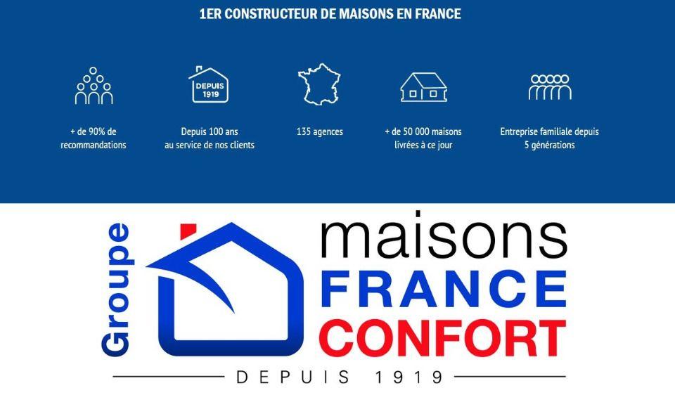 Terrains du constructeur MAISONS FRANCE CONFORT • 850 m² • DREMIL LAFAGE