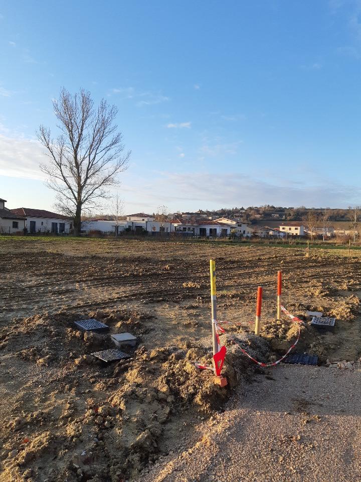 Terrains du constructeur MAISONS FRANCE CONFORT • 1185 m² • PECHABOU