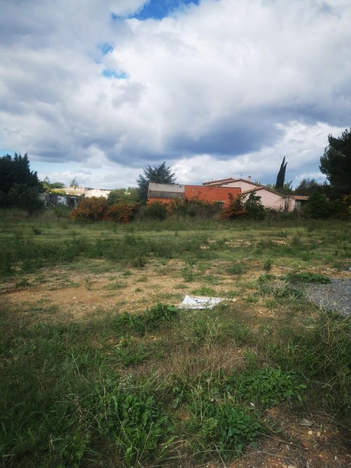 Terrains du constructeur OC RESIDENCES - CARCASSONNE • 500 m² • VILLEGAILHENC