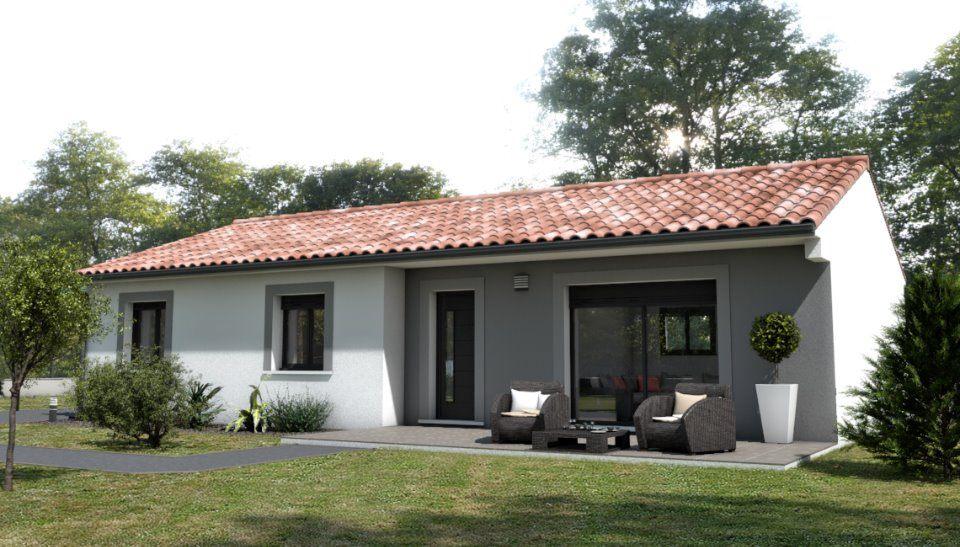 Maisons + Terrains du constructeur OC RESIDENCES - CARCASSONNE • 87 m² • LAVALETTE