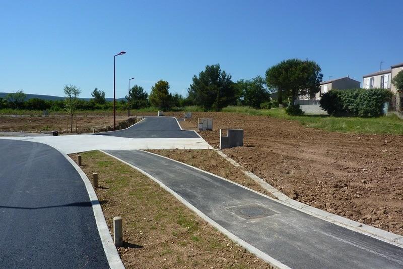 Terrains du constructeur OC RESIDENCES - CARCASSONNE • 512 m² • TREBES