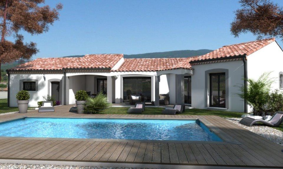 Maisons + Terrains du constructeur OC RESIDENCES - CASTELNAUDARY • 117 m² • CASTELNAUDARY