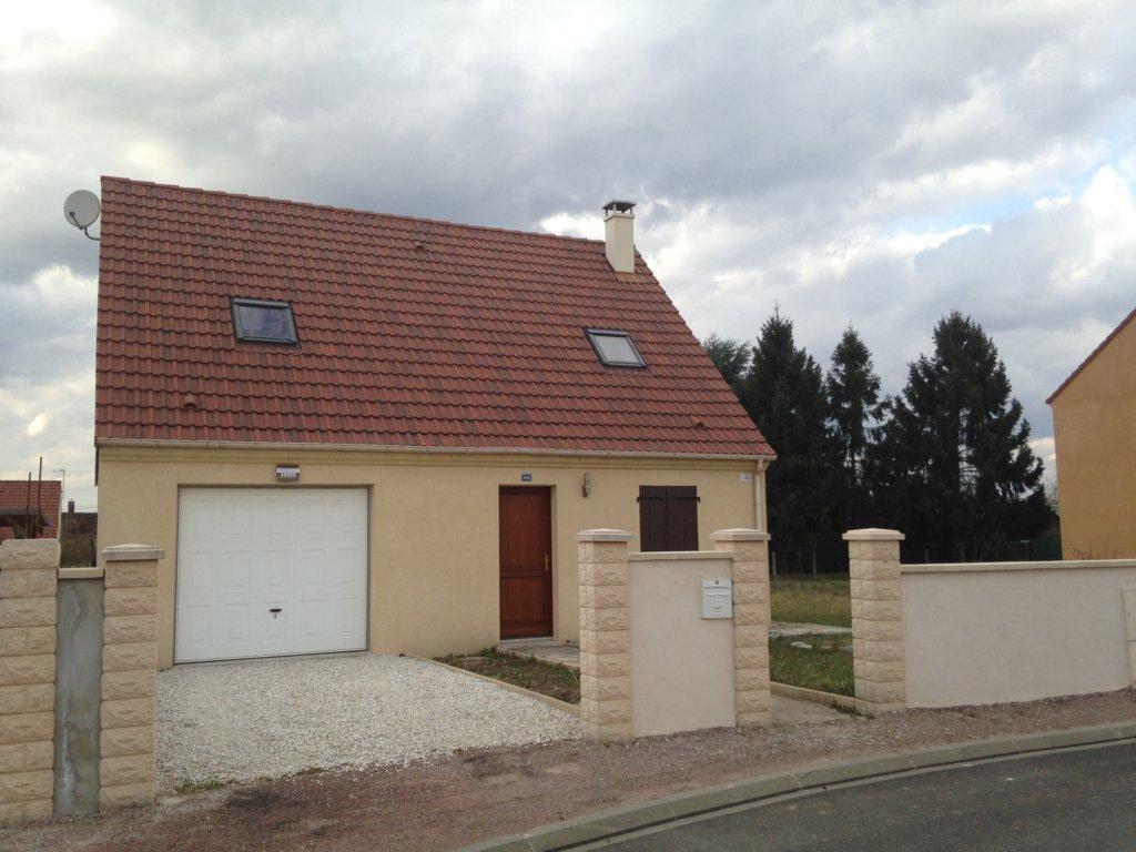 Maisons du constructeur MAISONS PIERRE • 82 m² • PONTAVERT