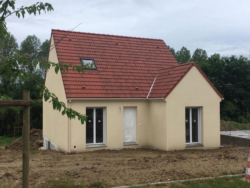 Maisons du constructeur MAISONS PIERRE • 109 m² • PONTAVERT