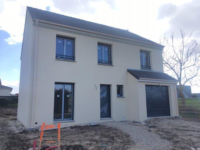 Maisons du constructeur MAISONS PIERRE • 126 m² • GAUCHY