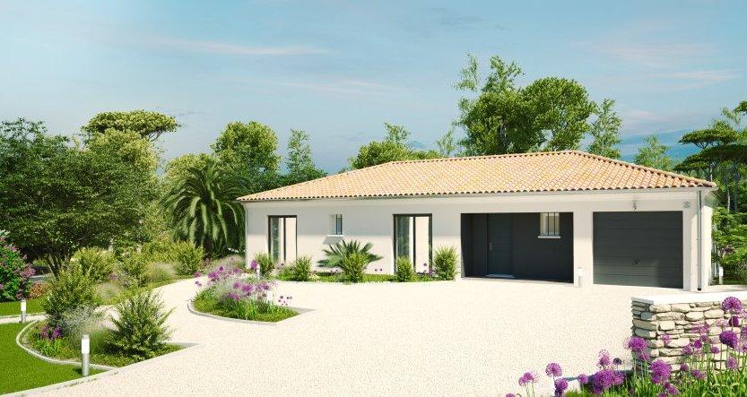 Maisons du constructeur MAISONS PIERRE • 115 m² • NEUVILLE SAINT AMAND