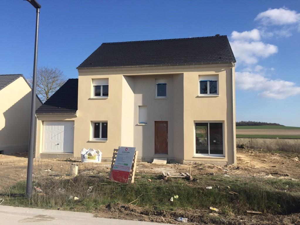 Maisons du constructeur MAISONS PIERRE • 133 m² • GAUCHY