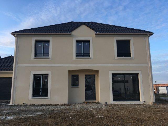 Maisons du constructeur MAISONS PIERRE • 152 m² • GAUCHY