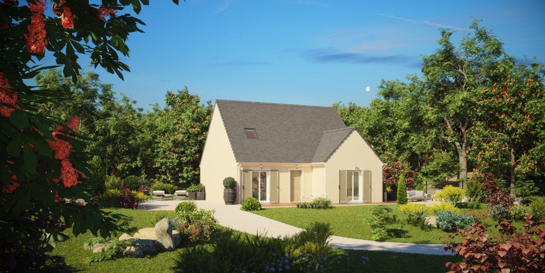 Maisons du constructeur MAISONS PIERRE ABBEVILLE • 109 m² • SAINT RIQUIER