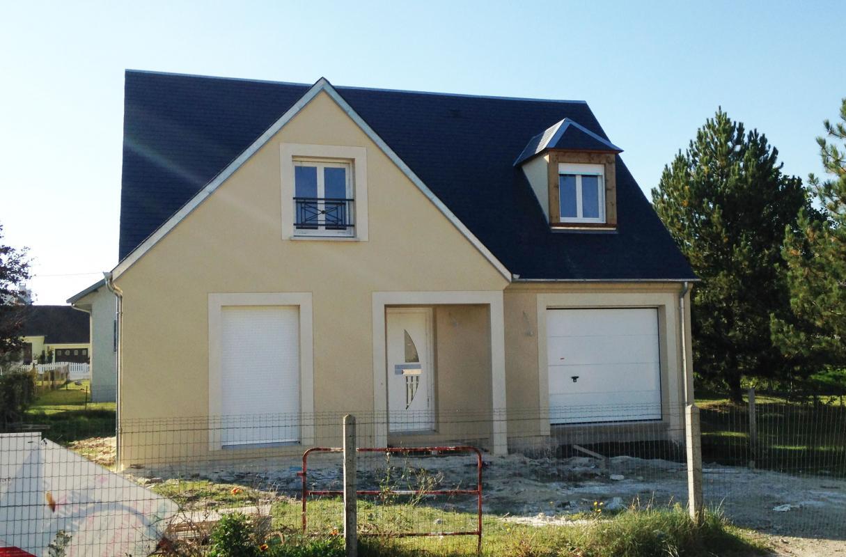 Maisons du constructeur MAISONS PIERRE ABBEVILLE • 97 m² • CRECY EN PONTHIEU