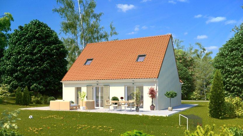 Maisons du constructeur MAISONS PIERRE ABBEVILLE • 97 m² • VIGNACOURT