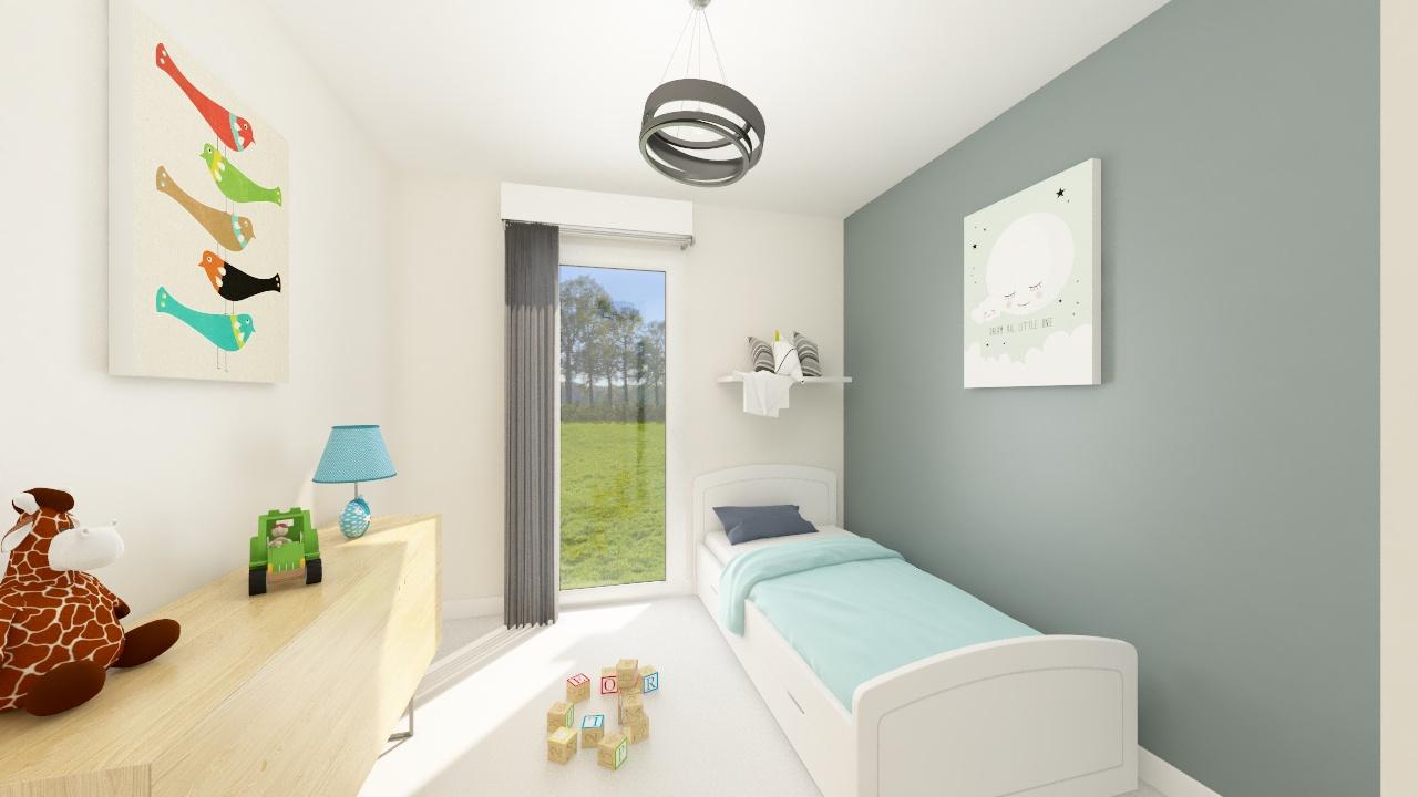 Maisons + Terrains du constructeur Maisons Phénix Montgermont • 128 m² • SAINT AUBIN D'AUBIGNE