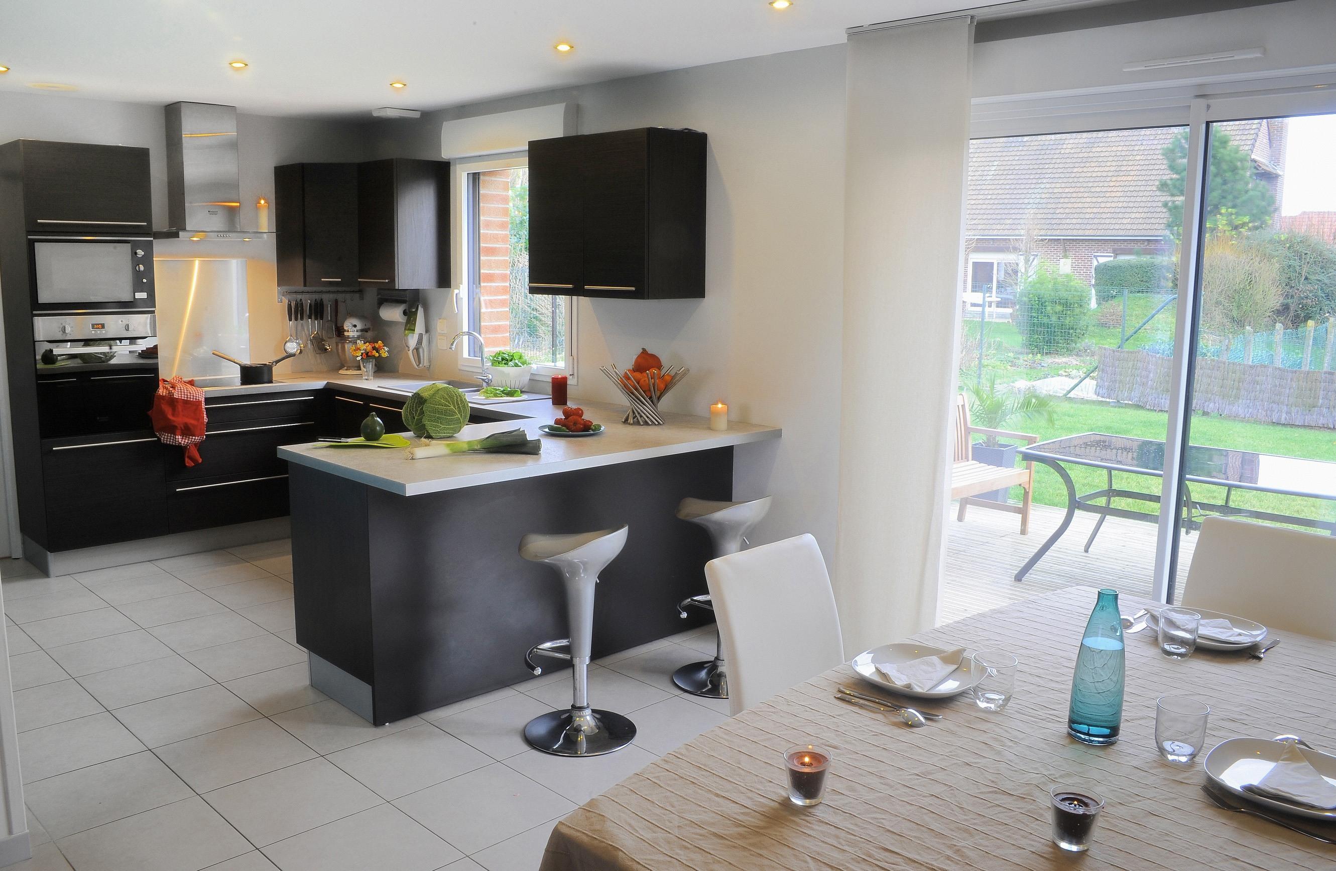 Maisons + Terrains du constructeur Maisons Phénix Montgermont • 107 m² • SERVON SUR VILAINE