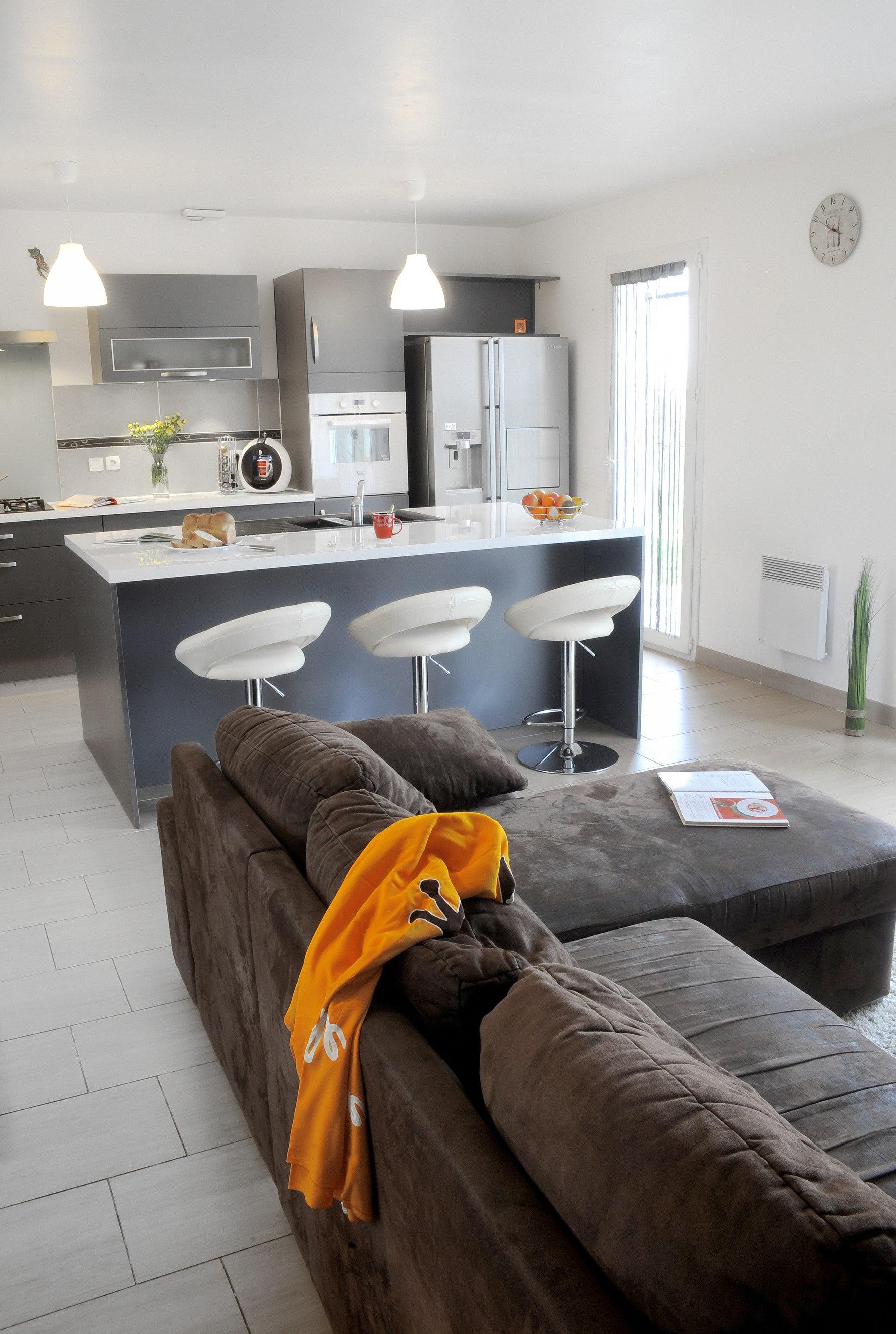 Maisons + Terrains du constructeur Maisons Phénix Montgermont • 107 m² • NOUVOITOU