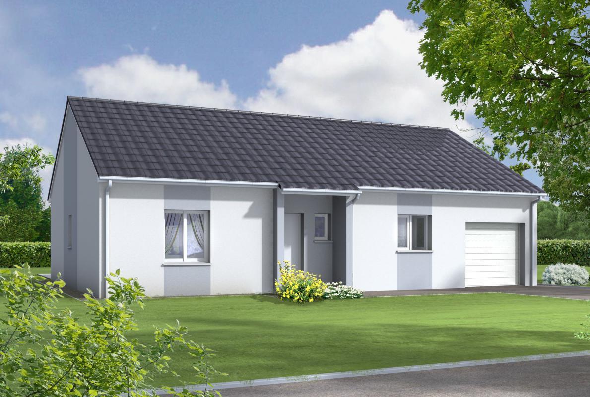 Maisons du constructeur MAISONS CLAUDE RIZZON • JARNY