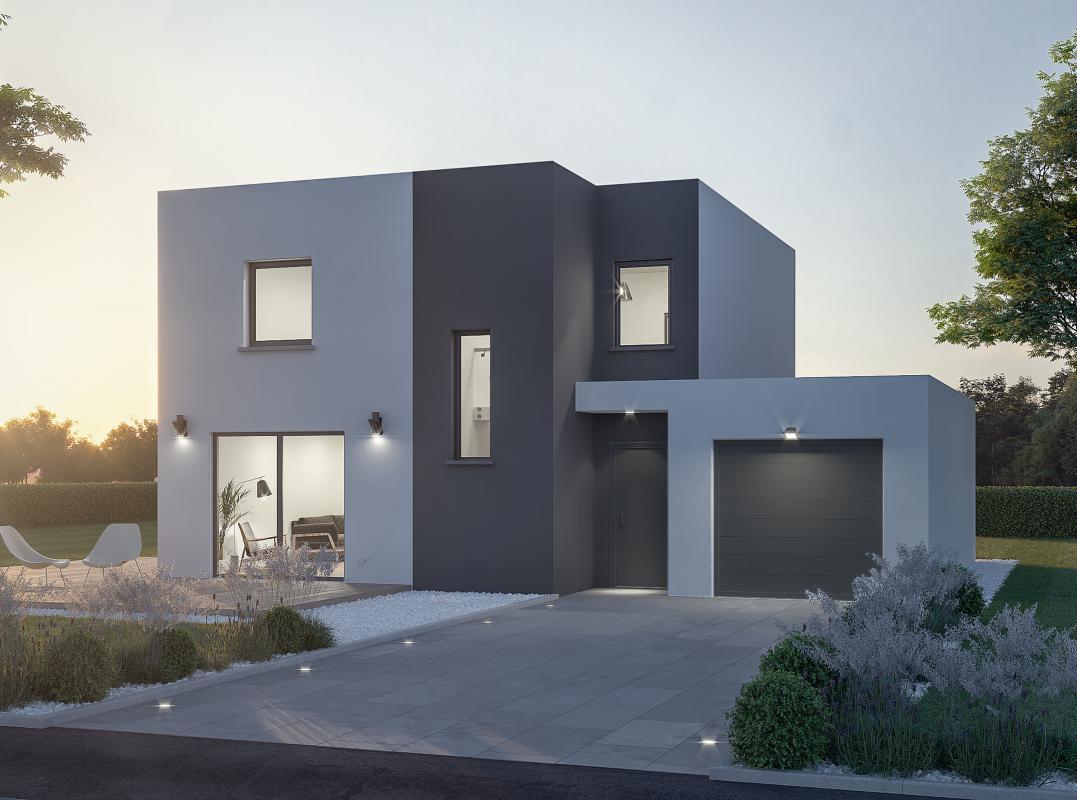 Maisons du constructeur MAISONS CLAUDE RIZZON • SILLEGNY
