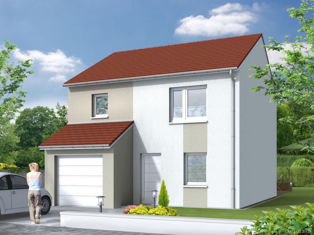 Maisons du constructeur MAISONS CLAUDE RIZZON • POURNOY LA GRASSE