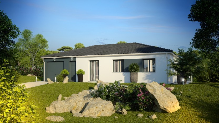 Maisons du constructeur MAISONS PIERRE • 89 m² • GOYRANS