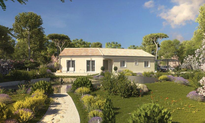 Maisons du constructeur MAISONS PIERRE • 119 m² • MONTASTRUC LA CONSEILLERE