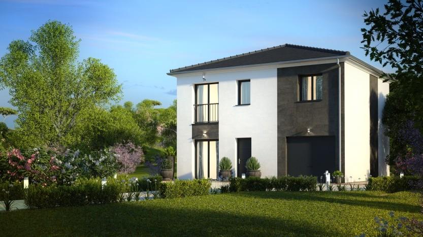 Maisons du constructeur MAISONS PIERRE • 95 m² • AUCAMVILLE