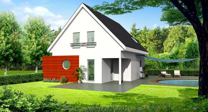 Maisons + Terrains du constructeur MAISONS STEPHANE BERGER SUD ALSACE • 100 m² • MASEVAUX