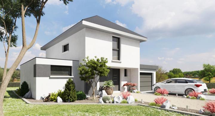 Maisons + Terrains du constructeur MAISONS STEPHANE BERGER • 108 m² • WITTELSHEIM