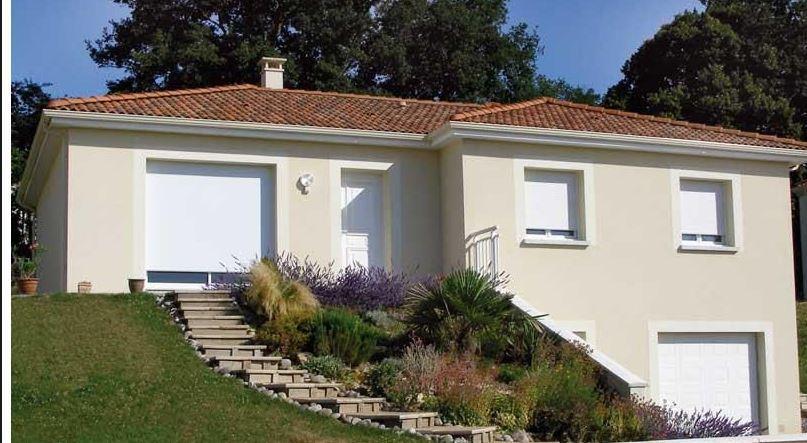 Maisons du constructeur MAISONS CEVI 26 • 101 m² • CHANTEMERLE LES BLES