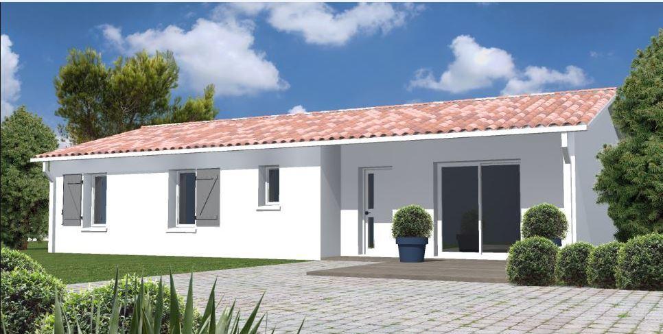 Maisons du constructeur MAISONS CEVI 26 • 90 m² • LAVEYRON