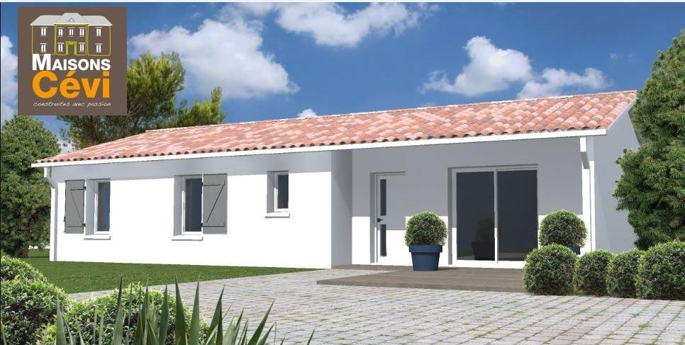 Maisons du constructeur MAISONS CEVI 26 • 100 m² • CHATEAUNEUF DE GALAURE