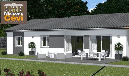 Maisons du constructeur MAISONS CEVI 26 • 90 m² • ALBON