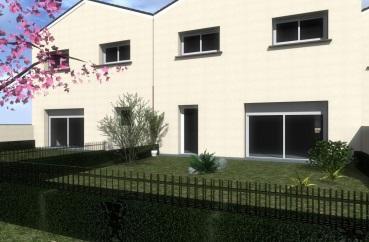 Maisons du constructeur MAISONS CEVI 26 • 103 m² • VALENCE