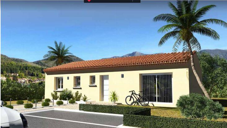 Maisons du constructeur MAISONS CEVI 26 • 100 m² • CREPOL