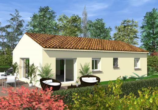 Maisons du constructeur MAISONS CEVI 26 • 90 m² • CREPOL