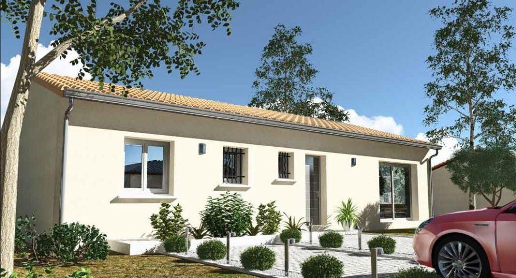Maisons du constructeur MAISONS CEVI 26 • 90 m² • SAINT MICHEL SUR SAVASSE