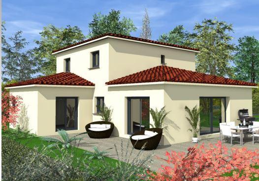 Terrains du constructeur MAISONS CEVI 26 • 500 m² • CHATEAUNEUF DE GALAURE