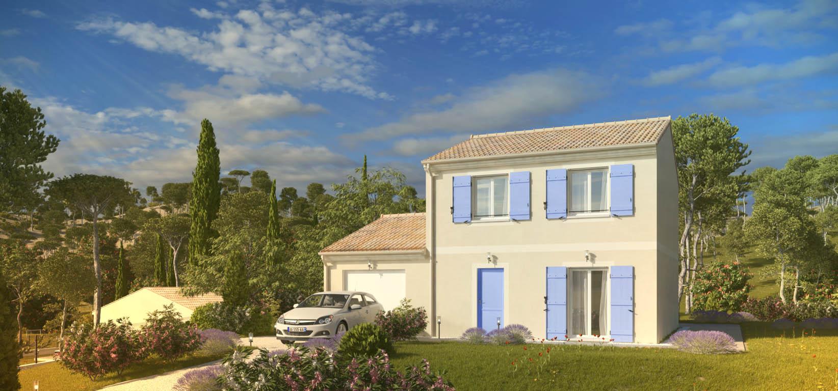 Maisons du constructeur MAISONS PIERRE SAINT NAZAIRE • 92 m² • PRINQUIAU