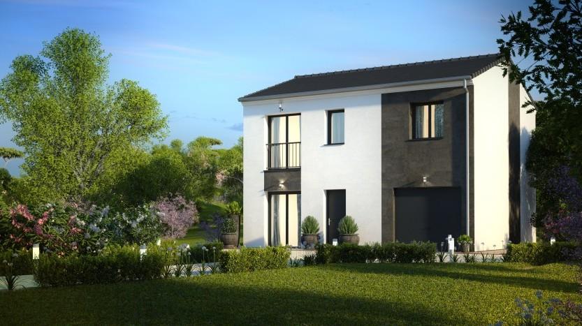 Maisons du constructeur MAISONS PIERRE SAINT NAZAIRE • 95 m² • SAINT NAZAIRE