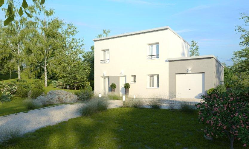 Maisons du constructeur MAISONS PIERRE SAINT NAZAIRE • 87 m² • DONGES