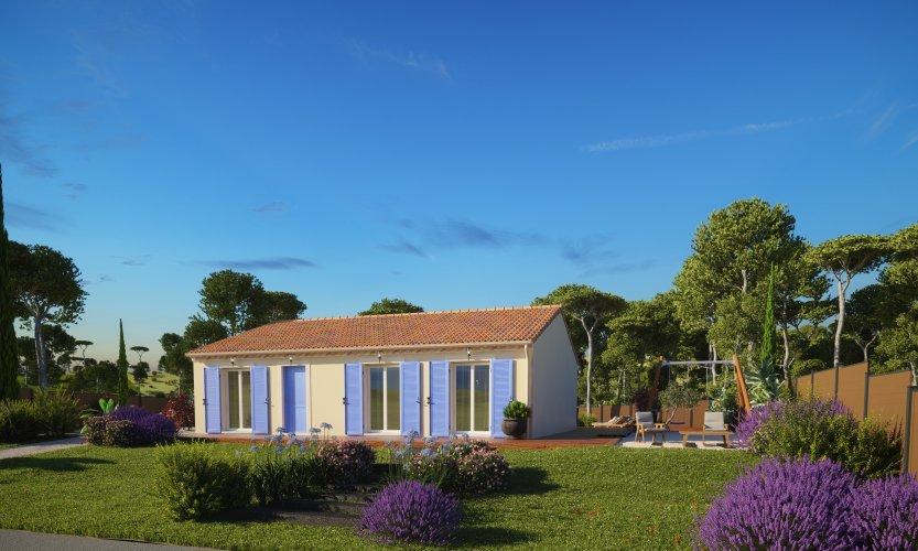 Maisons du constructeur MAISONS PIERRE SAINT NAZAIRE • 84 m² • HERBIGNAC