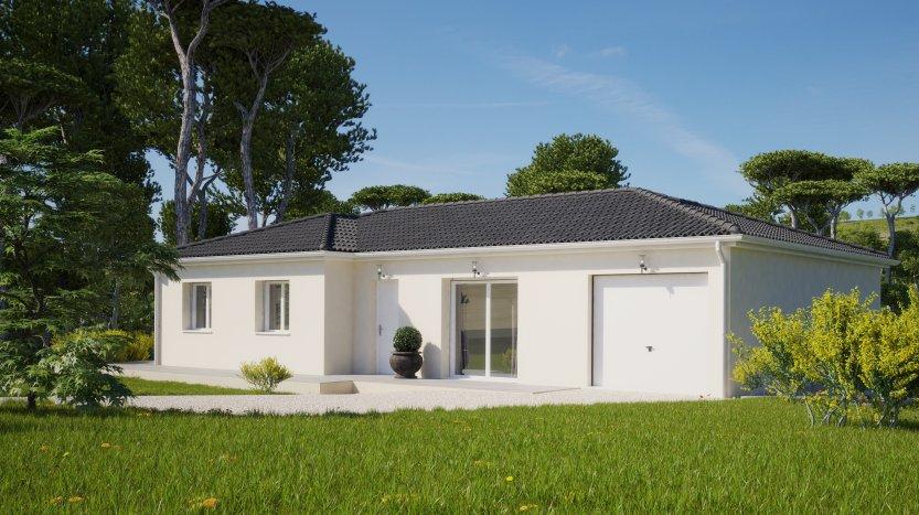 Maisons du constructeur MAISONS PIERRE SAINT NAZAIRE • 99 m² • TRIGNAC