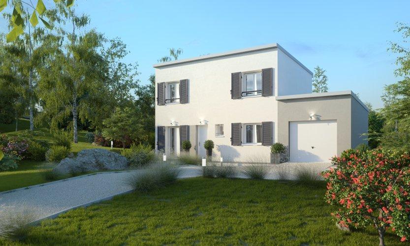 Maisons du constructeur MAISONS PIERRE SAINT NAZAIRE • 87 m² • SAINT MALO DE GUERSAC