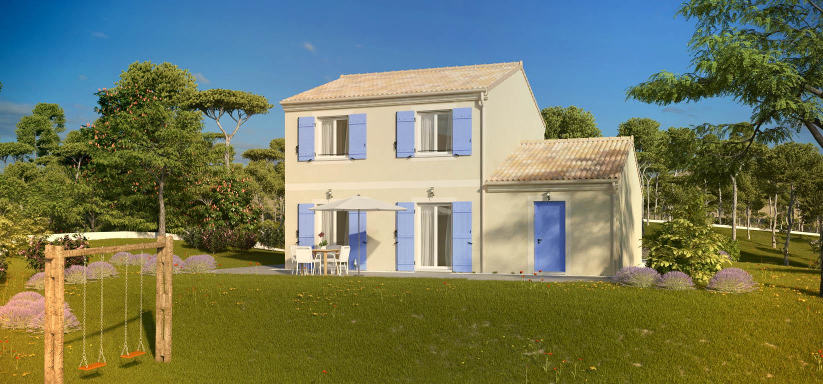 Maisons du constructeur MAISONS PIERRE SAINT NAZAIRE • 92 m² • DONGES