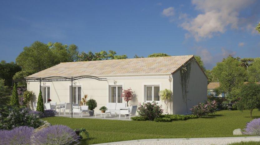 Maisons du constructeur MAISONS PIERRE SAINT NAZAIRE • 103 m² • LA BAULE ESCOUBLAC