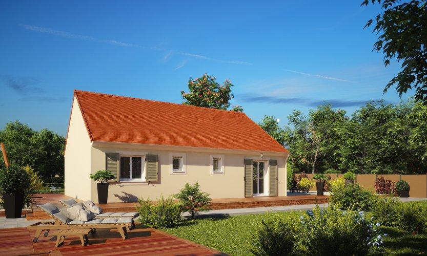 Maisons du constructeur MAISONS PIERRE SAINT NAZAIRE • 84 m² • LA TURBALLE