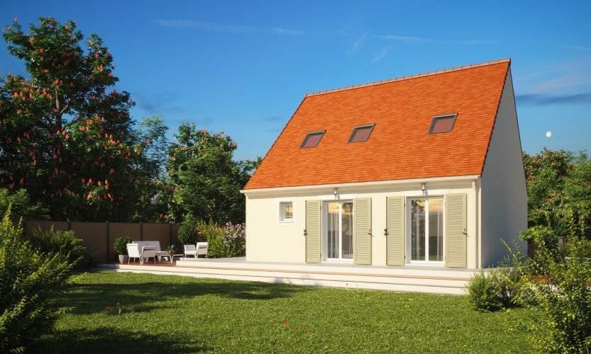 Maisons du constructeur MAISONS PIERRE SAINT NAZAIRE • 93 m² • LA TURBALLE