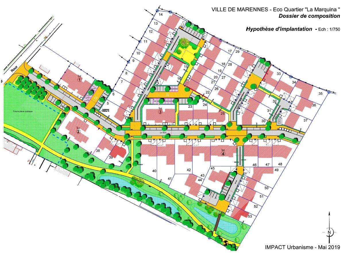 Maisons du constructeur SOLIS CONSTRUCTION - AGENCE DE CHATELAILLON PLAGE • 100 m² • MARENNES