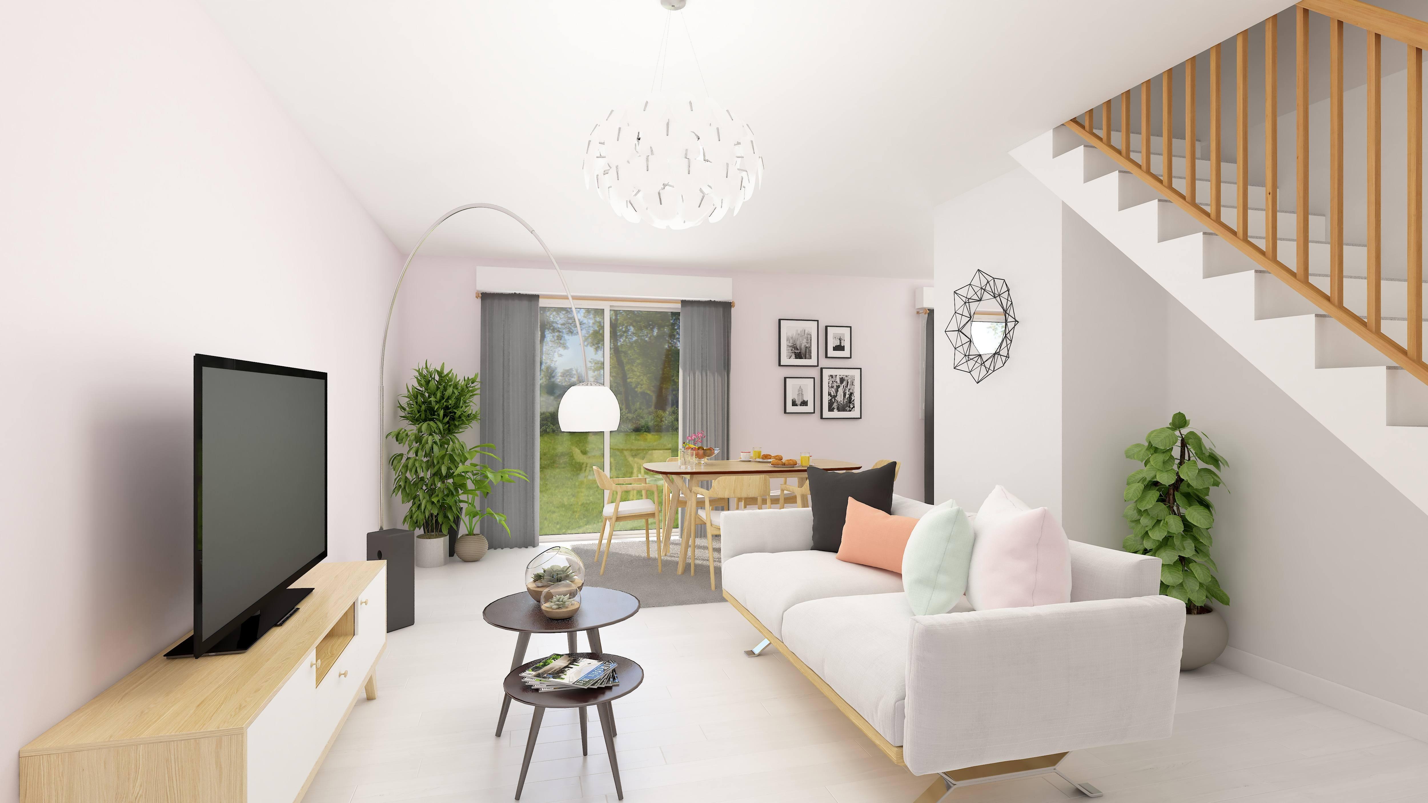 Maisons + Terrains du constructeur RESIDENCES PICARDES ALBERT • 86 m² • LAMOTTE BREBIERE