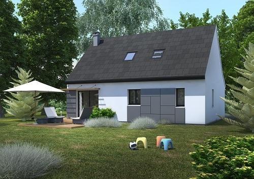 Maisons + Terrains du constructeur RESIDENCES PICARDES • 97 m² • PONT SAINTE MAXENCE