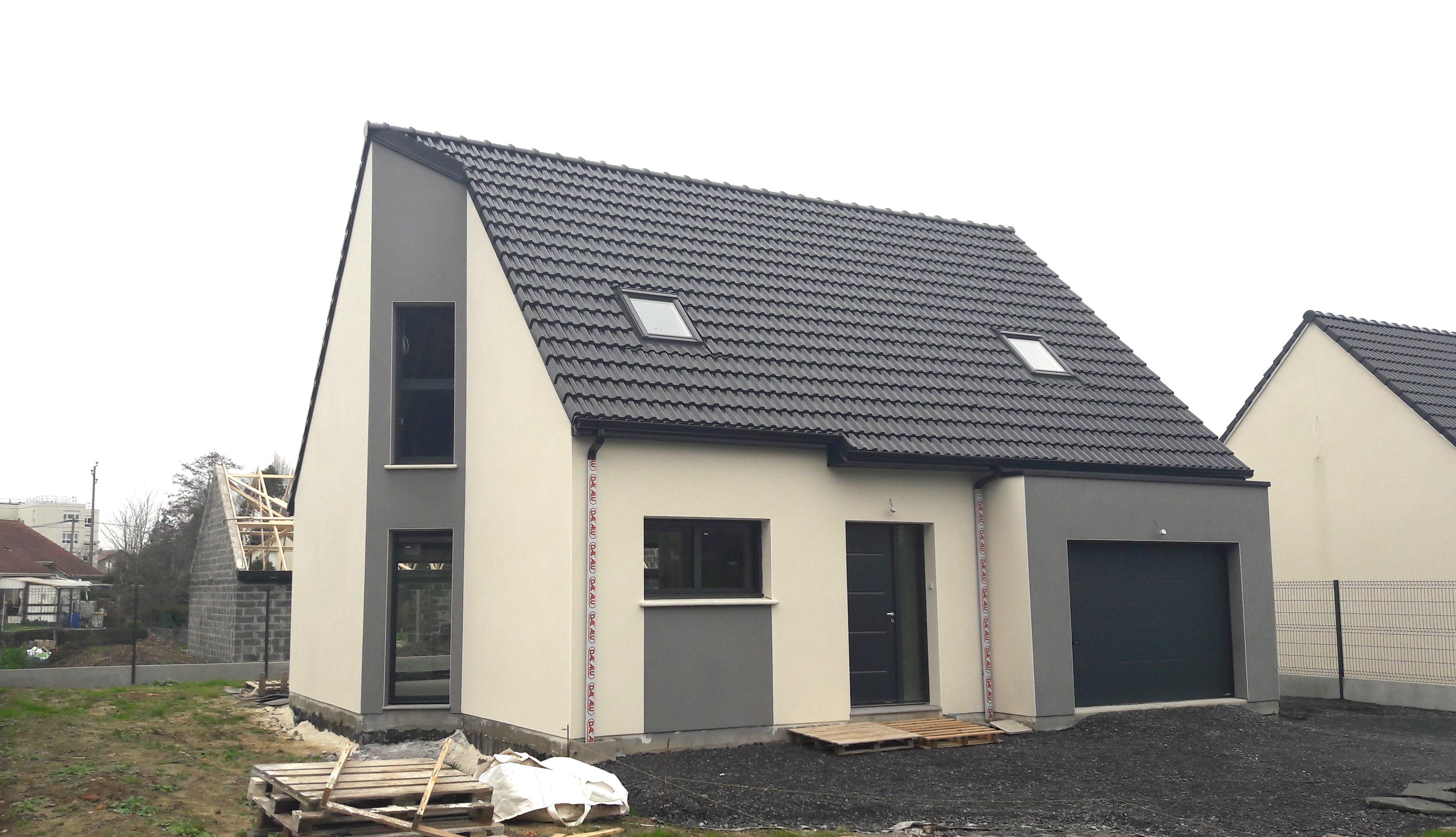 Maisons + Terrains du constructeur RESIDENCES PICARDES QUEVAUVILLERS • 89 m² • AMIENS