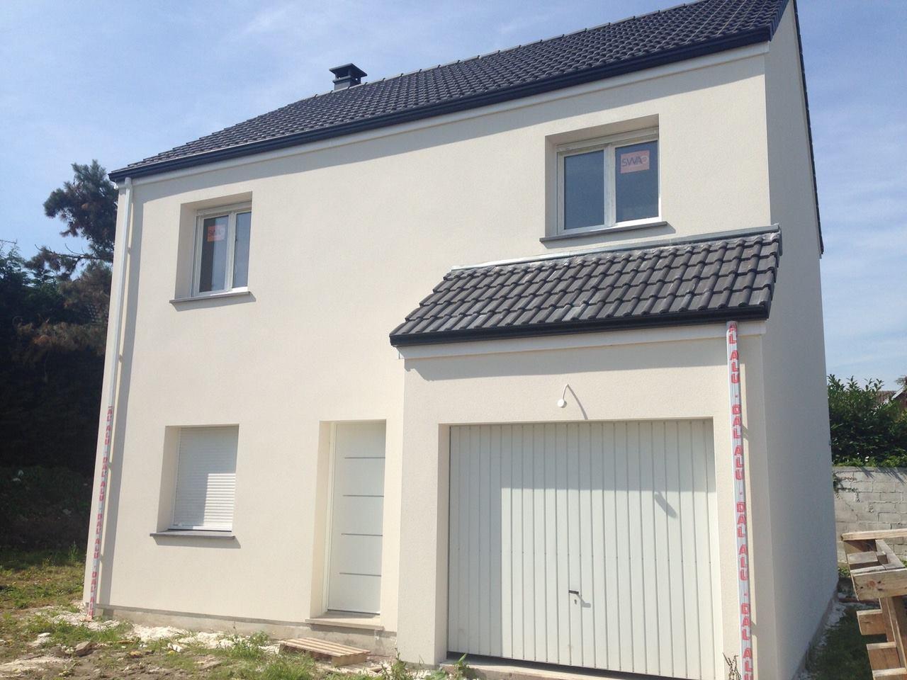 Maisons + Terrains du constructeur HABITAT CONCEPT DOUAI • 86 m² • GUESNAIN
